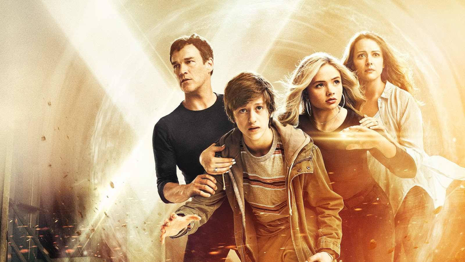 The Gifted serie