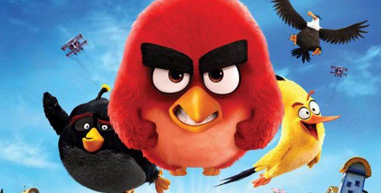 Angry Birds 2 Filme