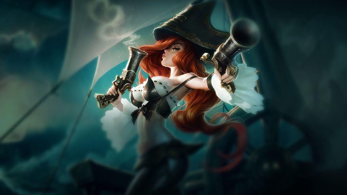 Miss_Fortune League of Legends
