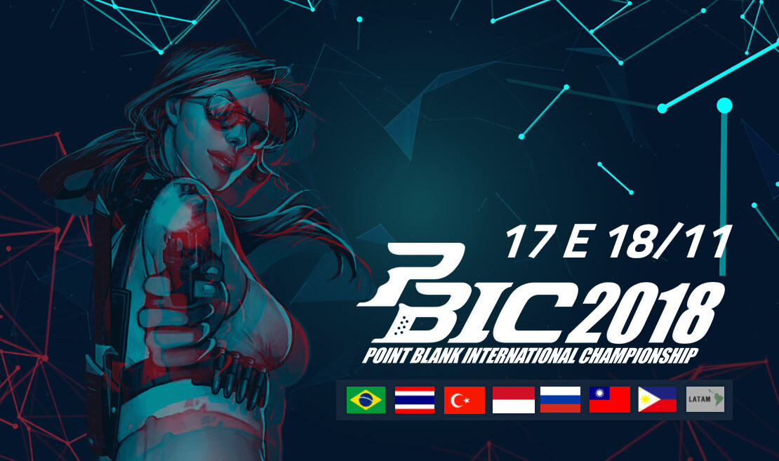 Point Blank International Champioship