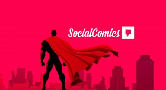 Social Comics