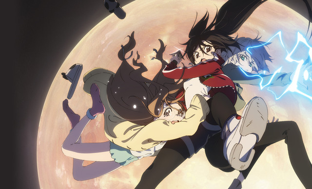 Black Fox anime