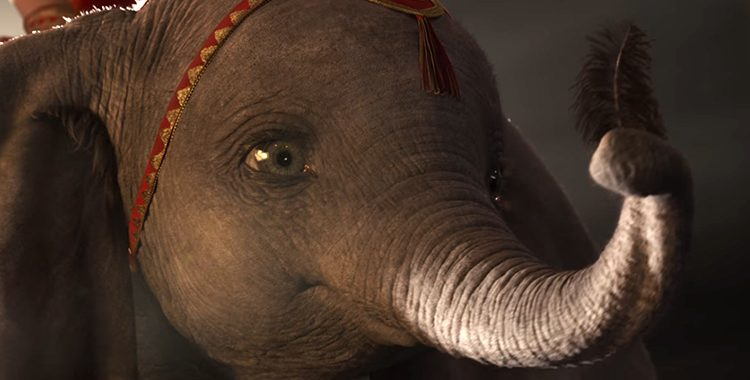 Dumbo filme live action