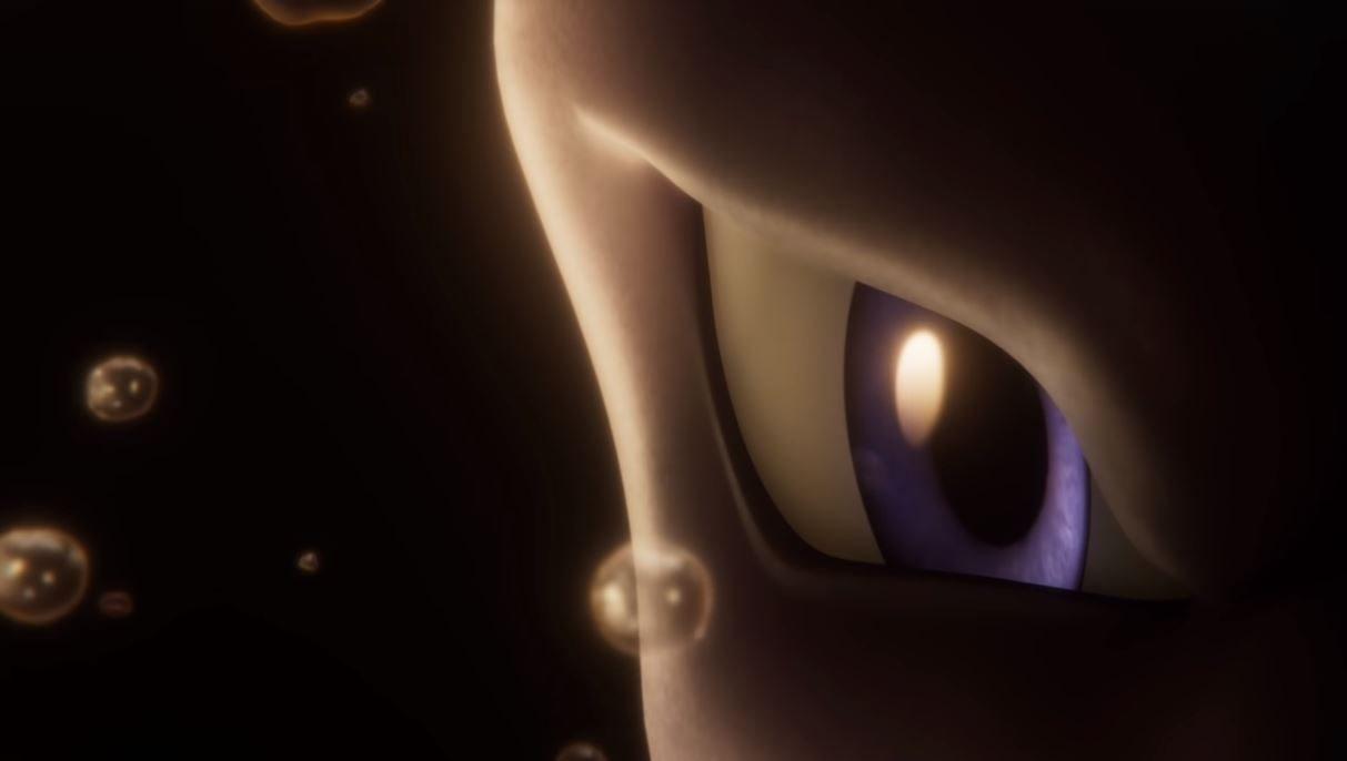 Pokémon: Mewtwo's Counterattack Evolution