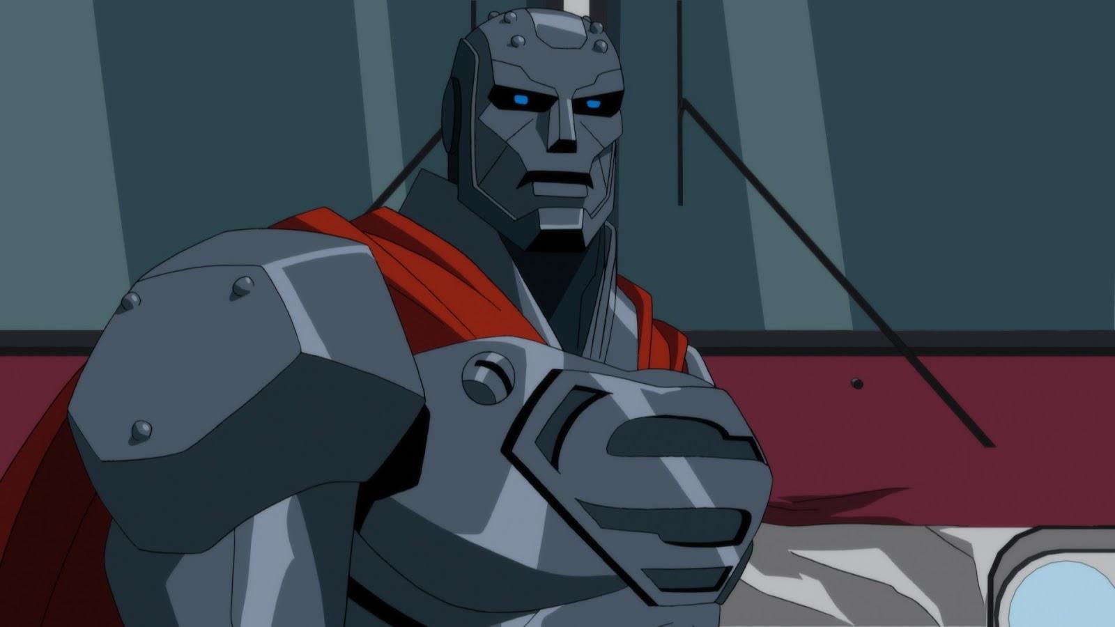 Reign of the Supermen O Reino do Superman