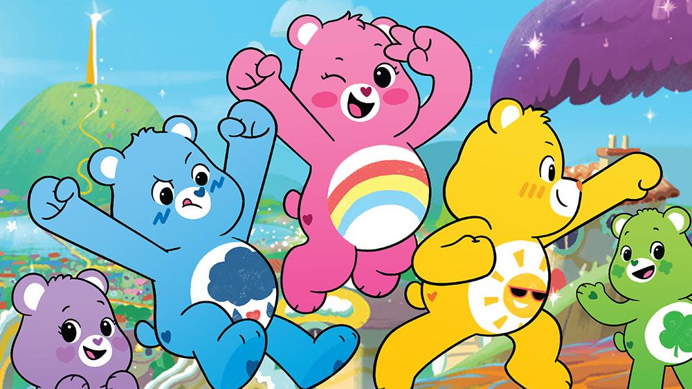 ursinhos carinhosos Care Bears: Unlock the Magic