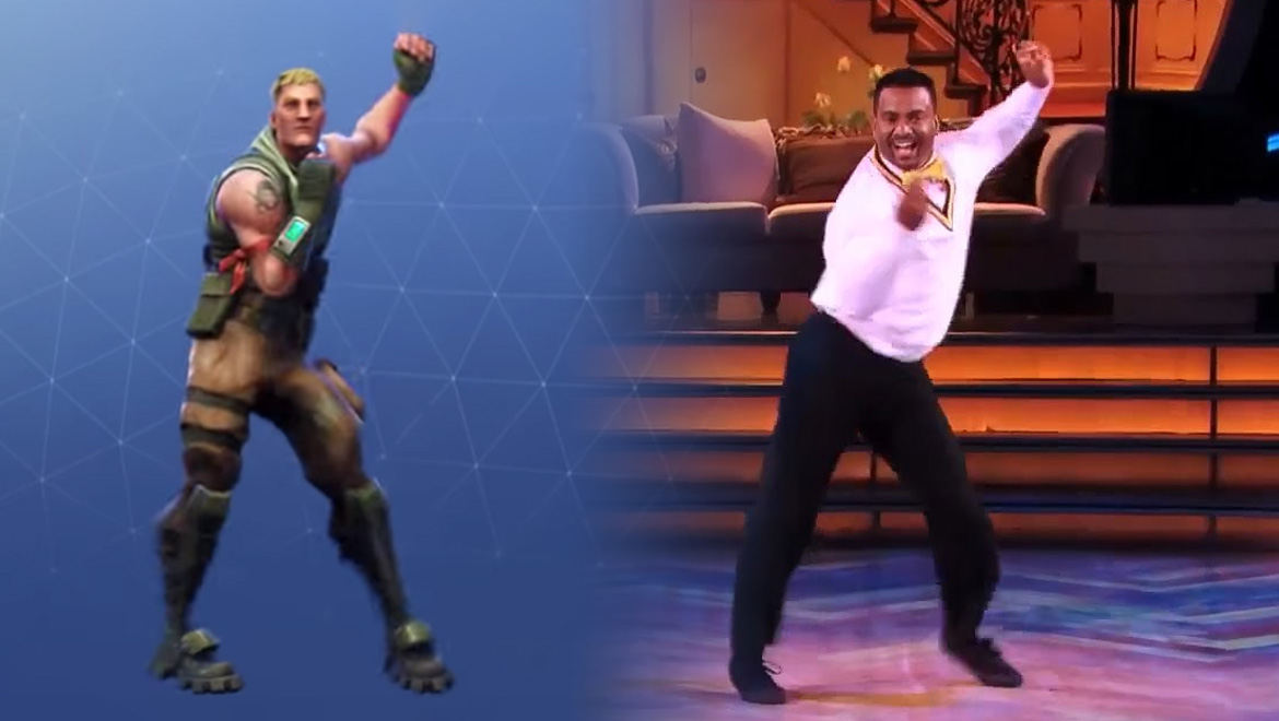 Carlton Fortnite
