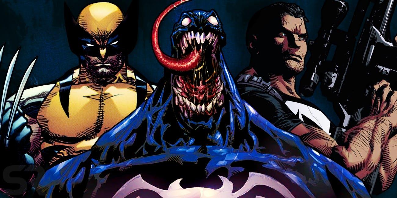 Savage Avengers Vingadores Selvagens