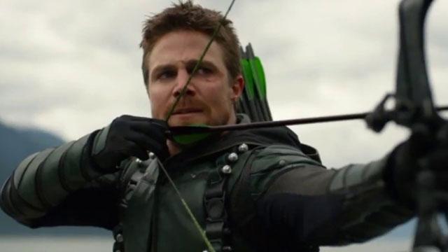 Arrow Temporada Final