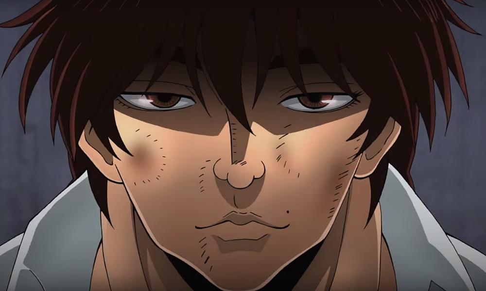 Baki anime Netflix