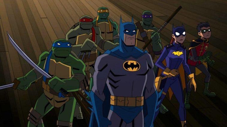 Batman Vs. Tartarugas Ninja
