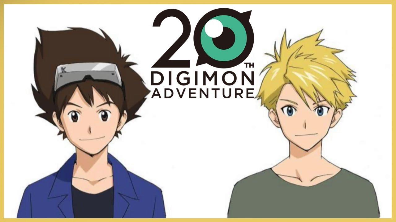 Digimon Adventure filme 20 anos