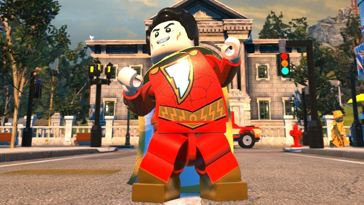 LEGO DC Super-Villains: SHAZAM!
