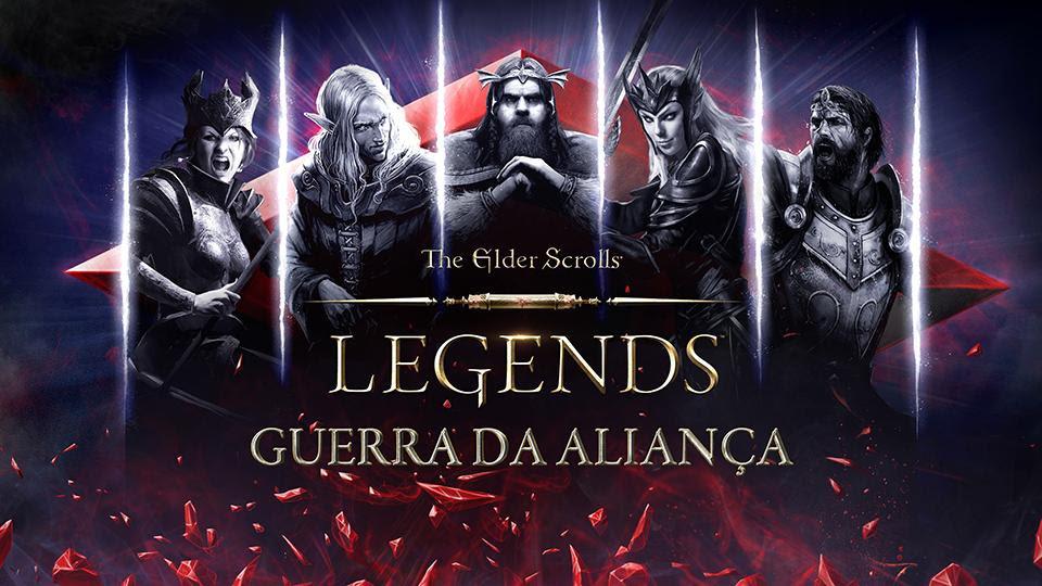 The Elder Scrolls: Legends – Guerra da Aliança