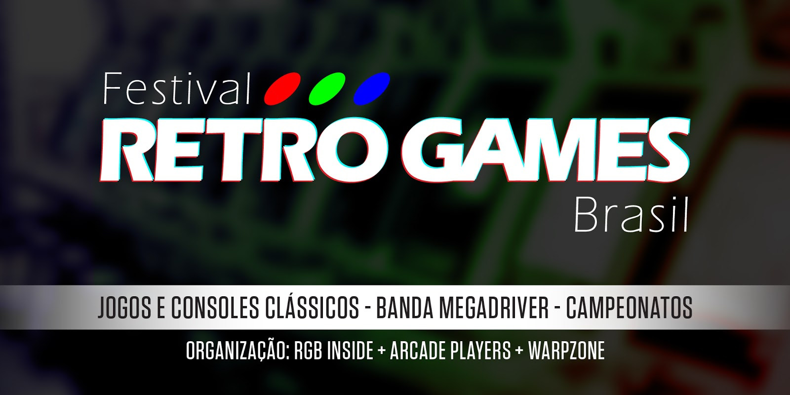 Festival Retro Games Brasil