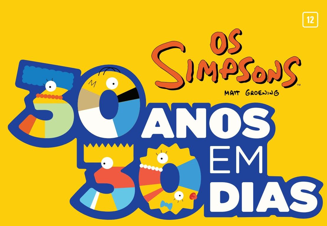 Os Simpsons 30 anos em 30 dias