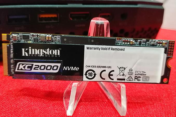 Kingston KC2000