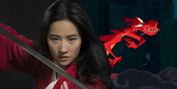Mulan live action filme