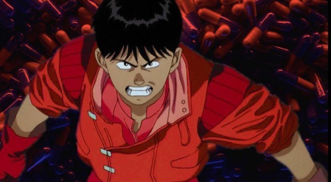 Akira anime mangá