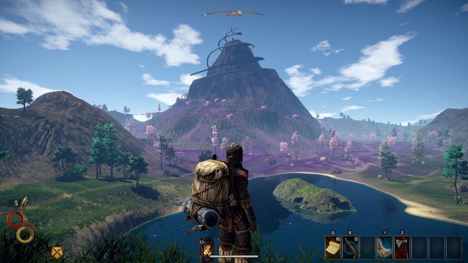 Outward game RPG