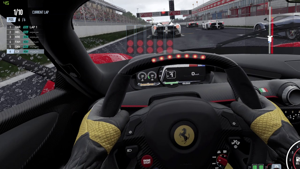 Project Cars VR