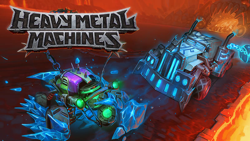 Heavy Heavy Metal Machines