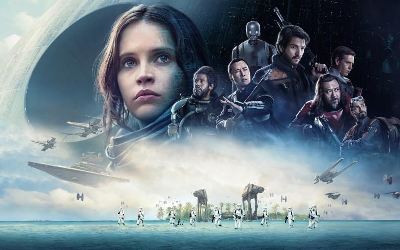 Rogue One Uma História Star Wars
