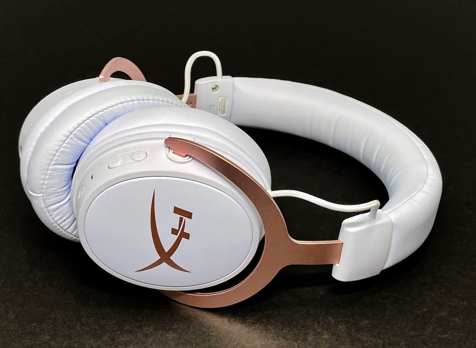 Rose Gold do headset Cloud Mix HyperX