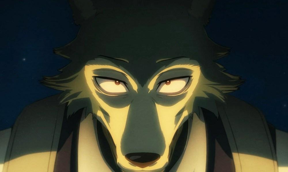 BEASTARS anime netflix