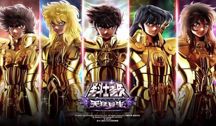 Os Cavaleiros do Zodíaco - Saint Seiya Online