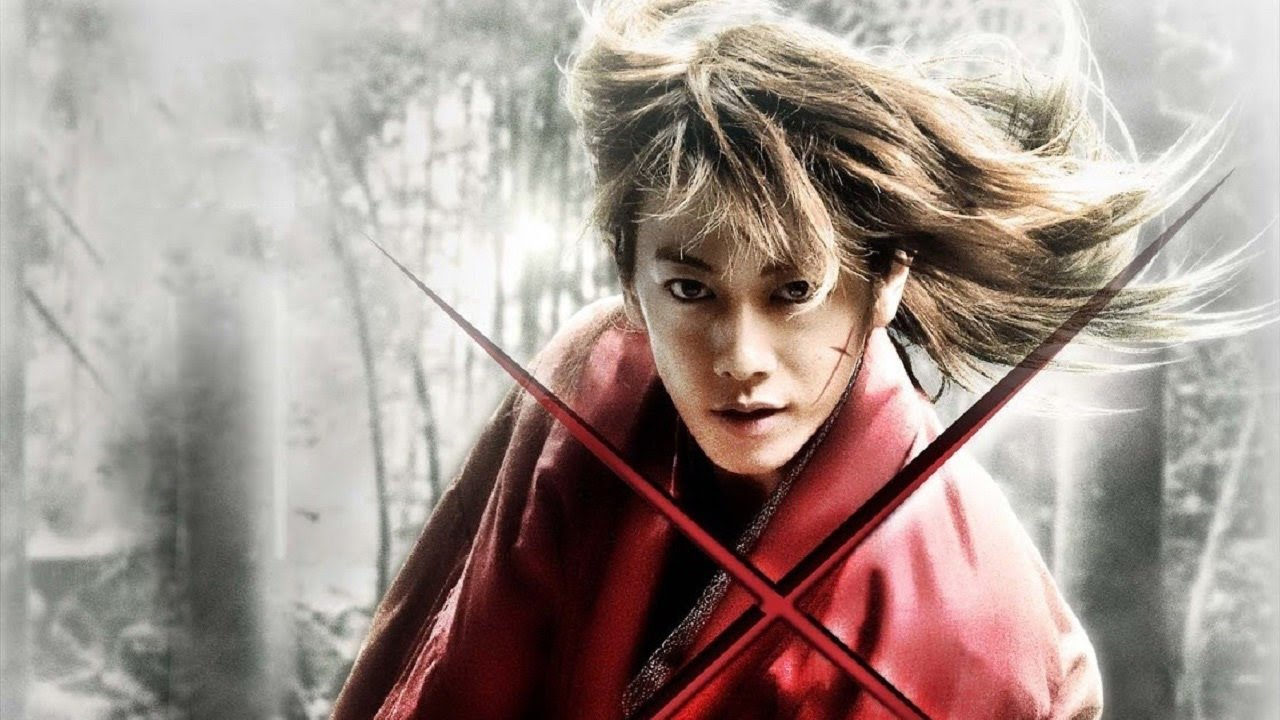 Rurouni Kenshin Samurai X live action