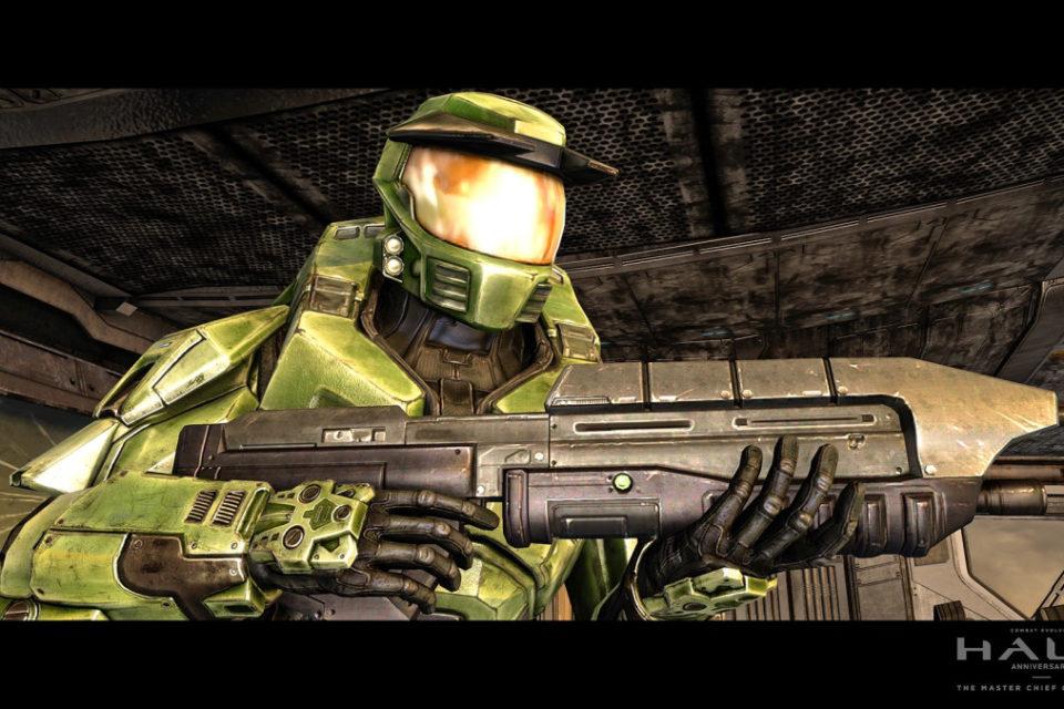 Halo: Combat Evolved Anniversary,