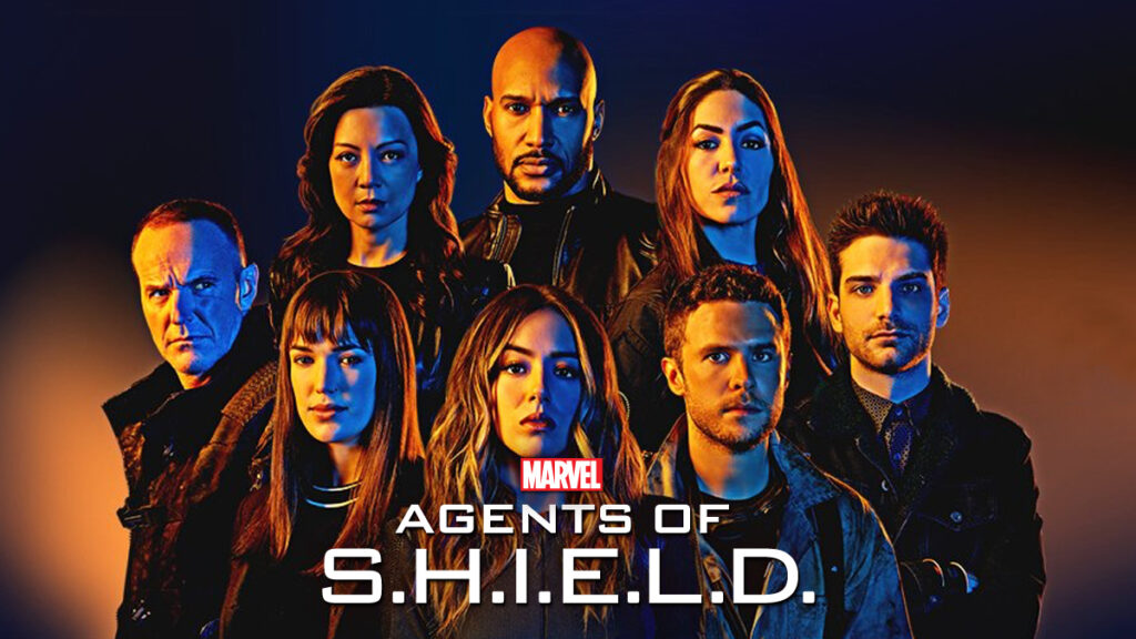 Agentes of SHIELD