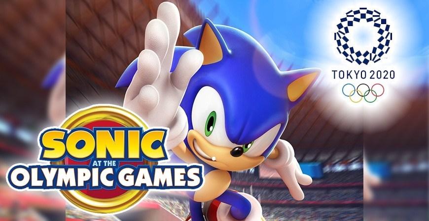 Sonic nos Jogos Olímpicos de Tóquio 2020