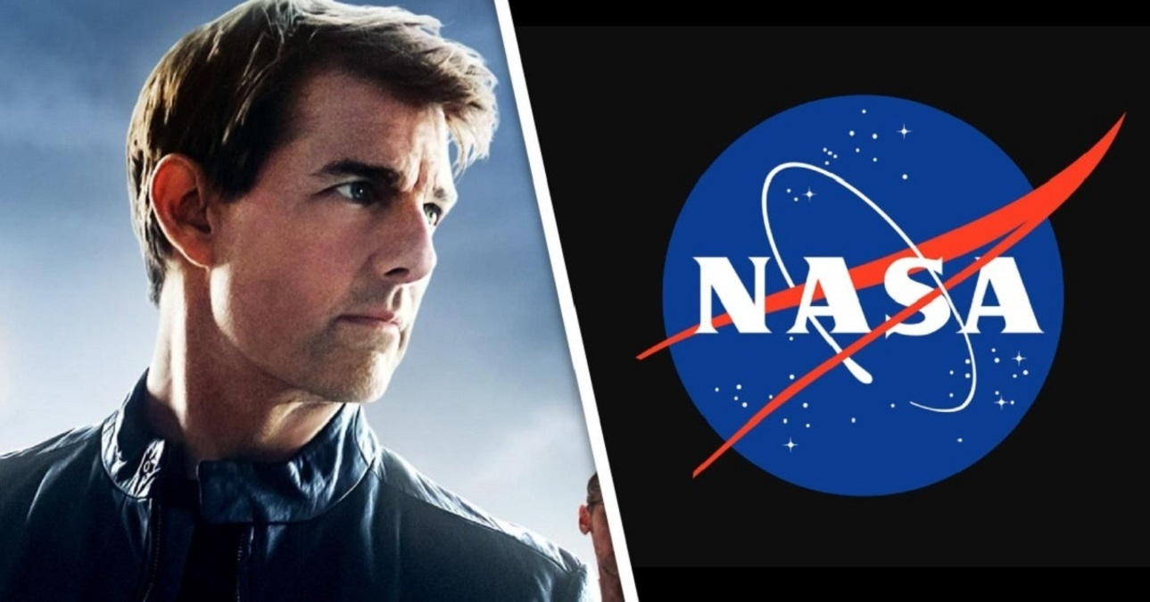 Tom Cruise Nasa