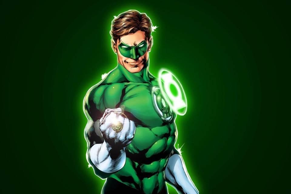 Lanterna Verde: A Guerra dos Anéis
