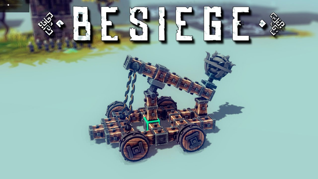Besiege Gameplay