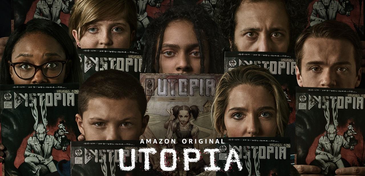 Amazon Prime Video Utopia serie