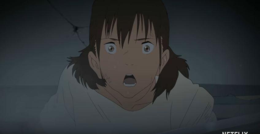 Nihon Chinbotsu 2020 Japão Submerso anime
