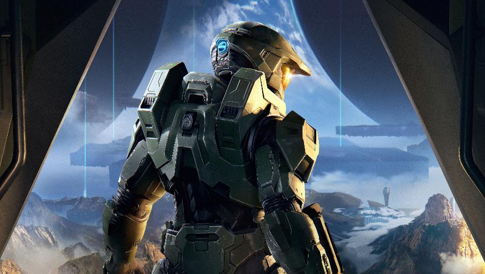 Xbox Games Show Halo Infinite