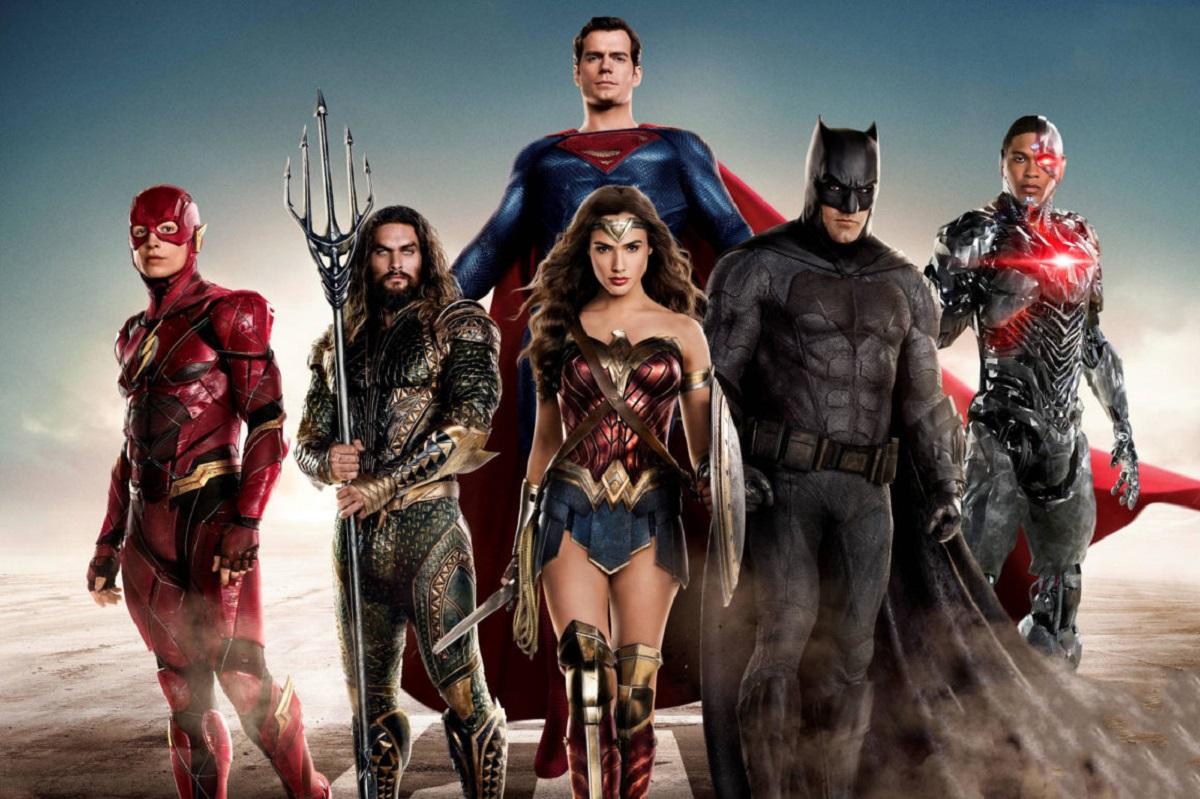 Zack Snyder Liga da Justiça