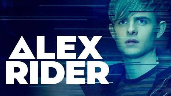 Alex Rider Amazon Prime Video