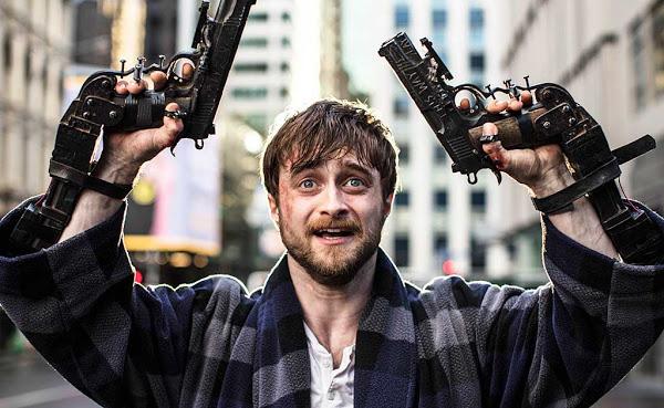 Armas em Jogo TNT Daniel Radcliff
