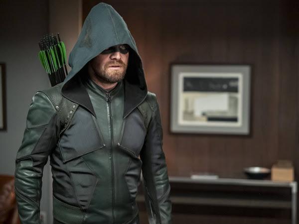Arrow Netflix Brasil