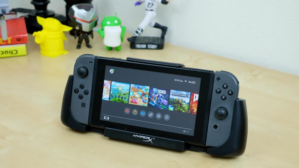 ChargePlay Clutch para Nintendo Switch