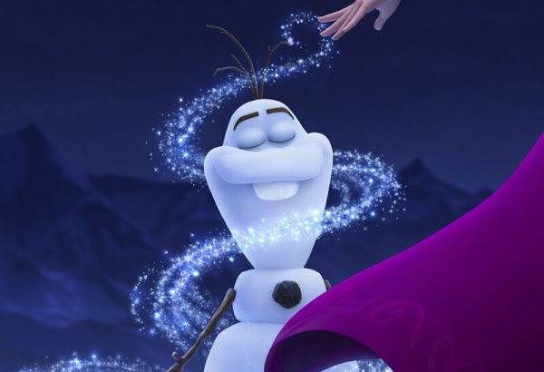 Once Upon a Snowman Disney+