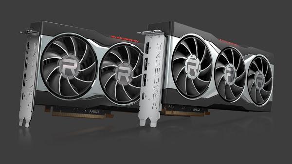 Radeon RX 6800 e RX 6800 XT