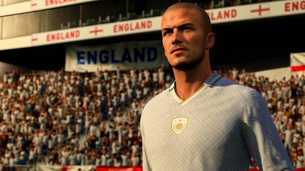FIFA 21 David Beckham