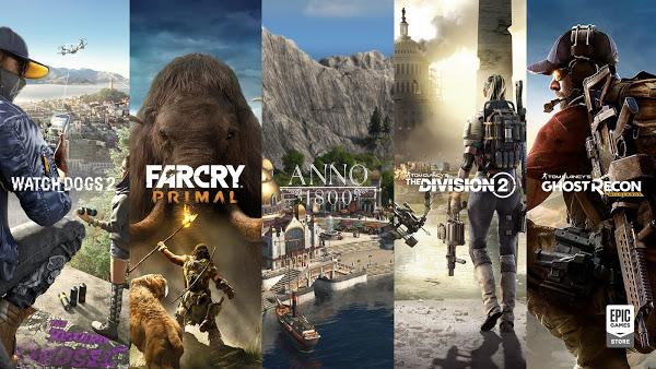 Ubisoft LG