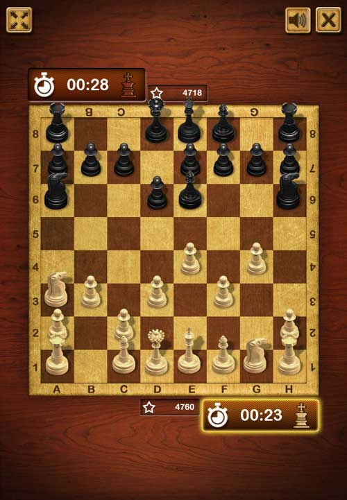 Games online xadrez